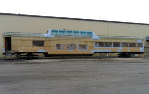 ACWR 200 Union Pacific Dome passenger car