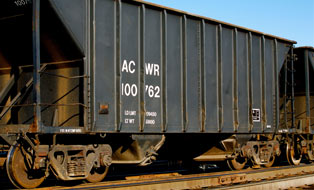 ballast hopper for track maintenance
