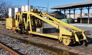 tamper for track maintenance