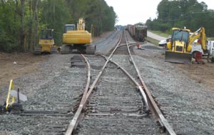 Track & Siding Construction