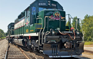 ACWR 6926 EMD SD-40-3 locomotive